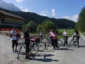 La ciclabile San Candido 7 Dobbiaco - Lienz