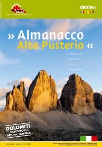 La copertina dell'Almanacco estivo 2010