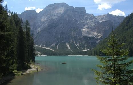 La perla dei laghi dolomitici