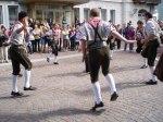 Ballo folcloristico a Dobbiaco